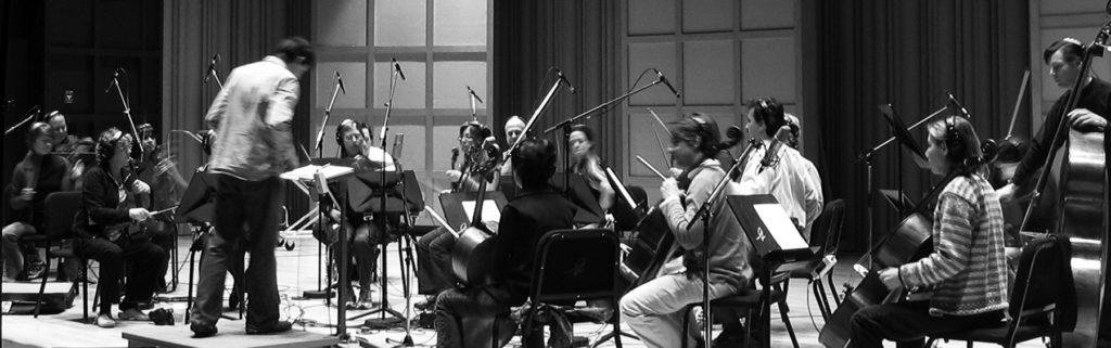 Session - Glenn Gould Studio
